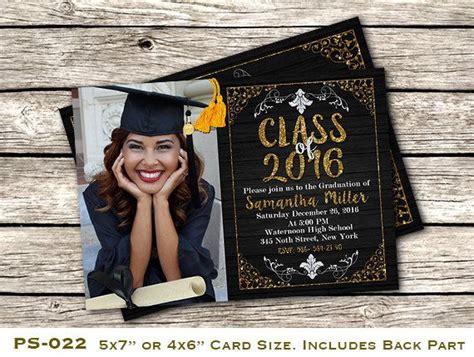 senior graduation pinterest 10 best ideas about high school graduation invitations on