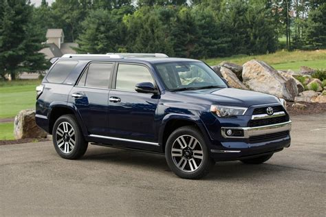 suv toyota 4runner 2017 toyota 4runner pricing for sale edmunds