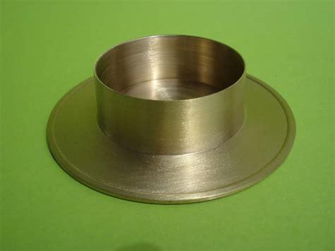 kerzenhalter 6 cm kerzenhalter 6 a rund messing matt f 252 r kerzendurchmesser