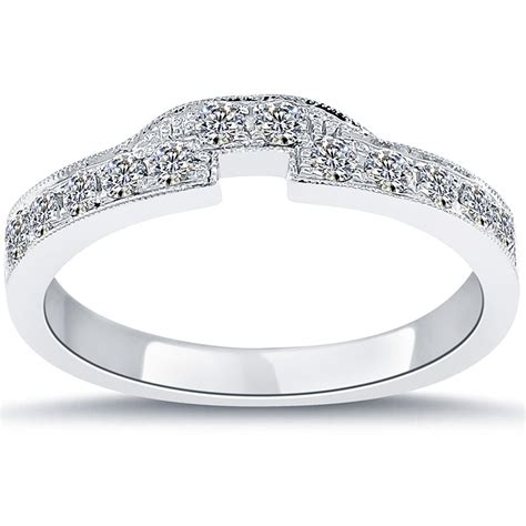 0 30 carat custom curve matching wedding band ring