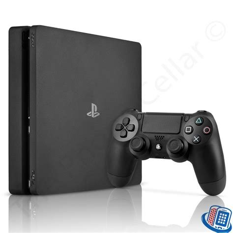 Playstation 4 500gb Sony sony playstation 4 slim 500gb matte black ps4 console cuh
