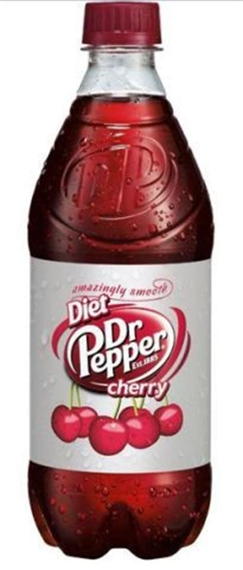 Detoxing From Soda Pop by Diet Dr Pepper Cherry Caffeinated
