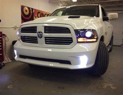 dodge ram hid fog lights headlights fog lights xenon hid conversion kit 6000k