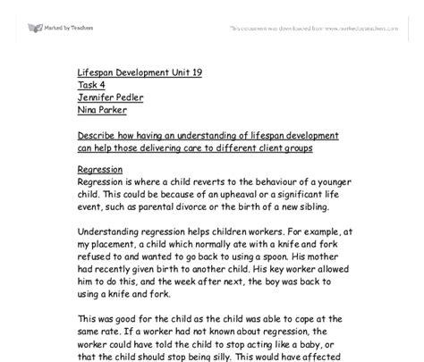 Lifespan Development Essay by Lifespan Development Essays Image Search Results
