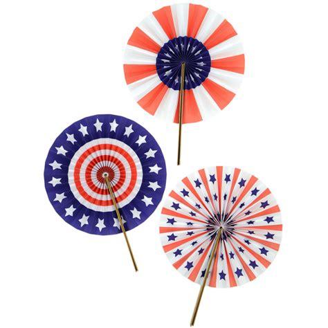 Paper Fan Myungsoo 1 patriotic mini paper fans 12 35 633 p craftoutlet