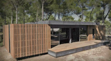 home design concept marseille fertighaus light das popup house architekturmeldungen de