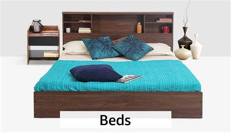 buy a new bed furniture buy furniture online at best prices in india amazon in