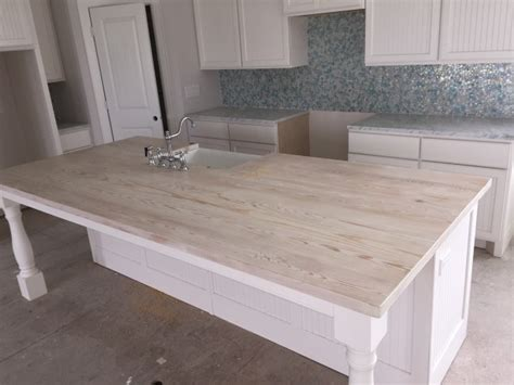 White Wood Countertops by 10 White Countertops You Can Make Yourself