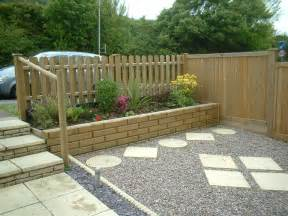 Small Garden Fence Ideas Front Garden Fencing And Ideas