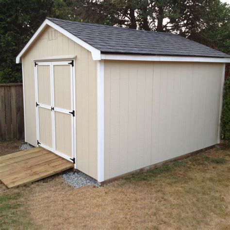 Shed 20 X 12 by 10 X 12 Garden Shed Westcoast Outbuildings