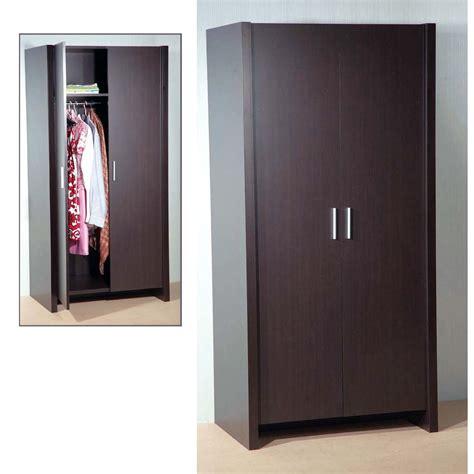 Lemari Pakaian Olympic 2 Pintu Kecil 45 lemari pakaian minimalis dengan desain bagus dan unik