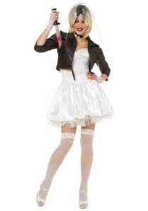 party city halloween costumes for adults bride of chucky costume