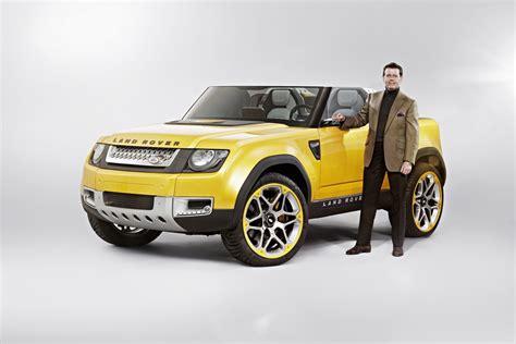 range rover sport concept land rover unveils dc100 sport concept in frankfurt