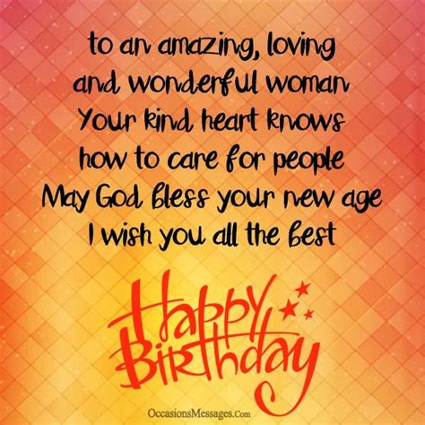 happy birthday sandra blessed and wonderful kind amazing happy birthday wishes for a woman occasions messages