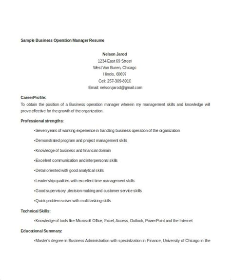 professional manager resume 49 professional manager resumes pdf doc free