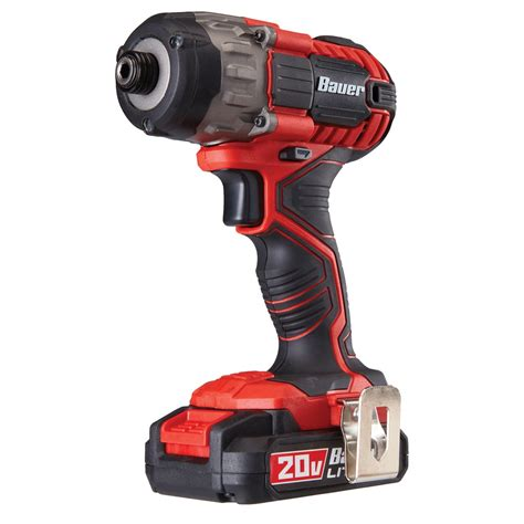 earthquake xt cordless impact review new harbor freight cordless tools lithium 20v bauer