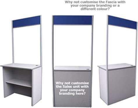 Meja Event Desk registration desk counter hire