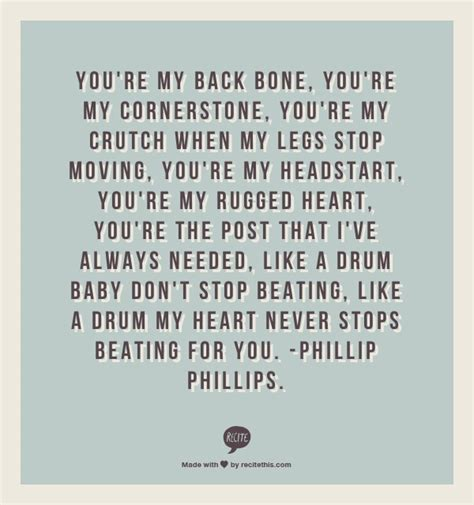 phillip phillips funnies quotes