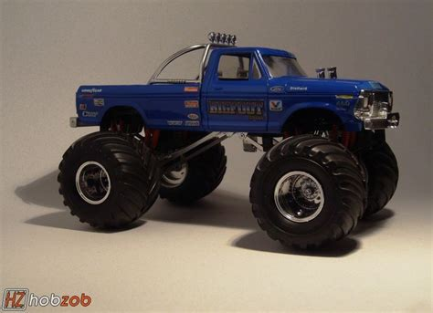 Original 1979 Ford Bigfoot This Kit Needs To Be Reissued