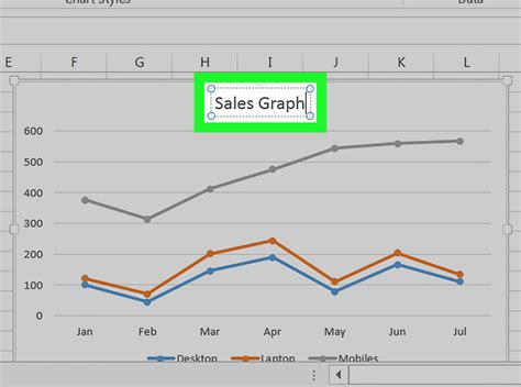 generate graphs 2 easy ways to make a line graph in microsoft excel