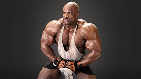 Dumbell Jaco ronnie coleman fitness 360 follow his program