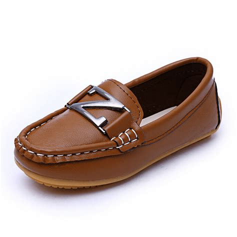 loafers baby boy baby boys child soft loafers slip on rubber outsole