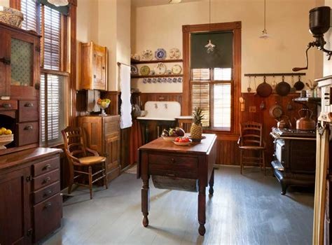 victorian kitchen an authentic victorian kitchen design old house online