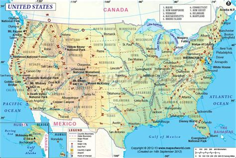 usa travel maps states usa map shows the 50 states boundary with their capital