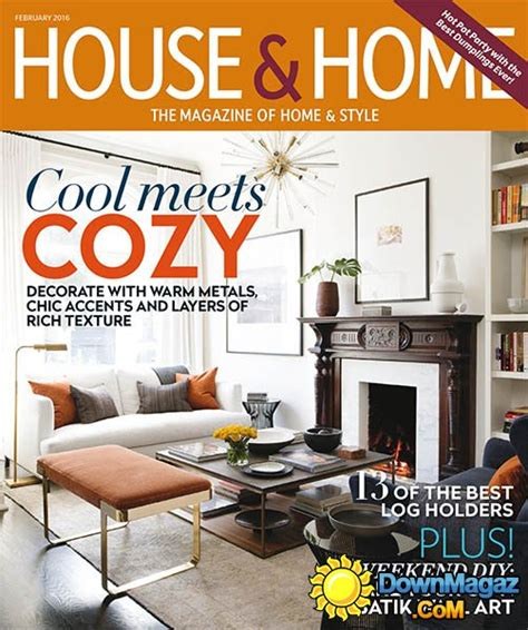 home design magazines usa house home usa february 2016 187 download pdf magazines