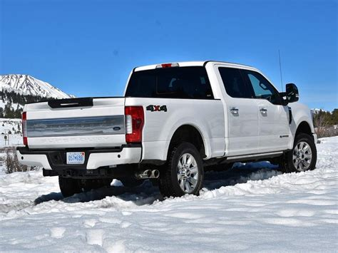 Ford F 250 Platinum Report 2017 Ford F 250 Duty Ny Daily News