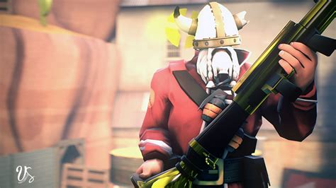 Team Fortress 2 Tf2 Soldier By Viewseps On Deviantart