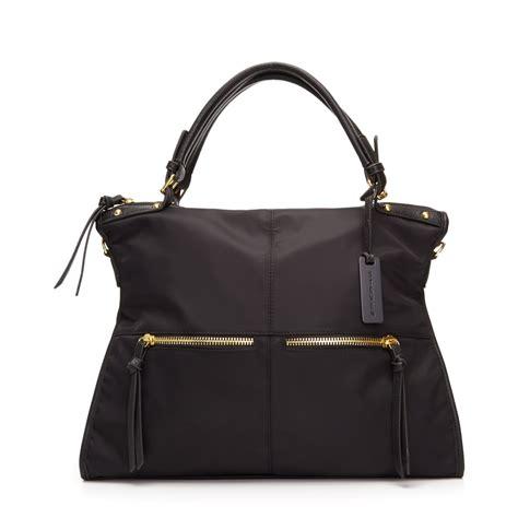 lyst steven by steve madden handbag tote in black