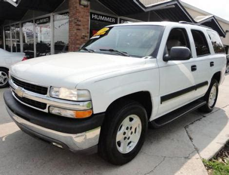used suv for sale near me 10000 2004 chevy tahoe lt suv 8000 near new orleans la