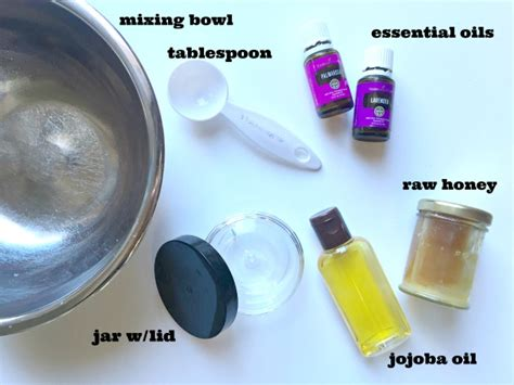 diy hydrating mask diy hydrating mask using essential oils family focus