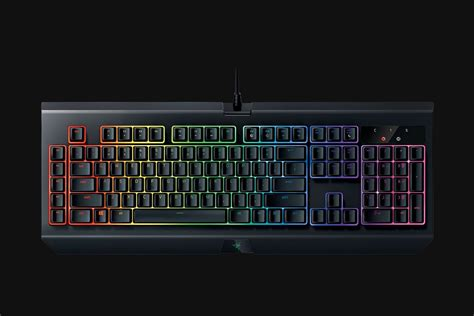 Razer Blackwidow Chroma Keyboard Gaming mechanical gaming keyboard razer blackwidow chroma v2