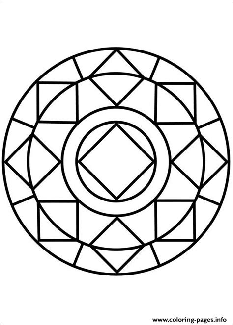 mandalas coloring pages on coloring book info easy simple mandala 85 coloring pages printable