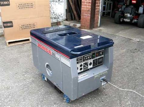 honda diesel 5000w