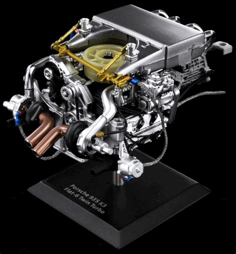 porsche 935 engine porsche 935 k3 turbo engine legacy display cases