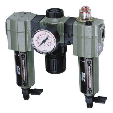 Filter Regulator Lubricator Drat 14 filter regulator with lubricator 1 4 in combination
