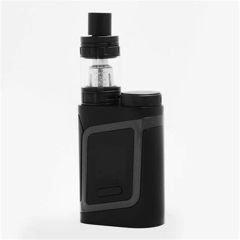 Authentic Smok Gun Metal Mod Only Limited authentic smok baby al85 gun metal 85w tc vw mod tfv8 baby kit