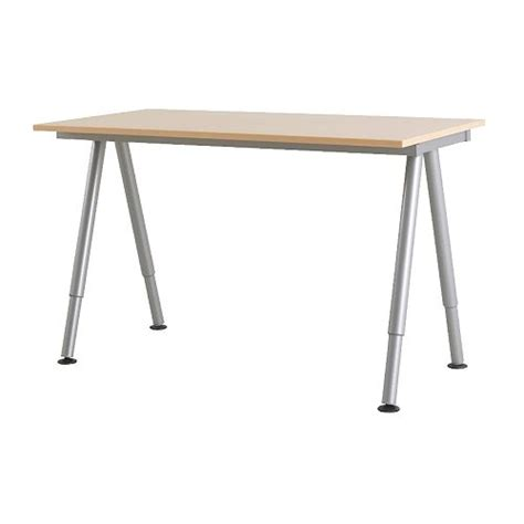 Ikea Galant Standing Desk Simple Adjustable Standing Desk S