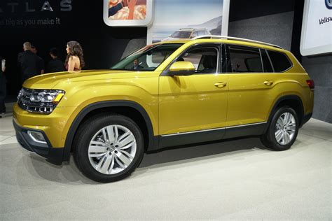 volkswagen atlas 2018 2018 volkswagen atlas preview
