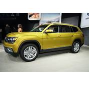 2018 Volkswagen Atlas Video Preview
