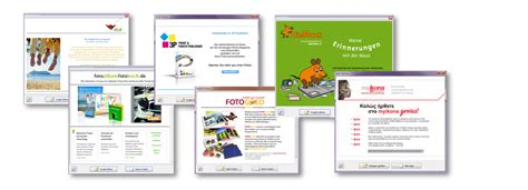photo book layout software print business exles commercial photo book solution