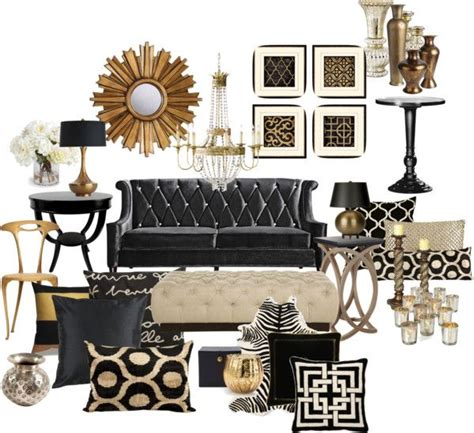 black and gold living room 17 best ideas about black sofa on black sofa decor big and black decor
