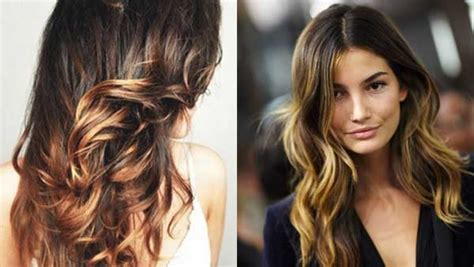 womens hairstyle ombre gradient hair coloring new hair color trend subtle ombre cosmetics geniusbeauty