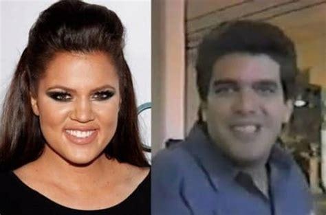 who is khloe kardashian dad alex lamar odom alex roldan is khloe kardashian s father