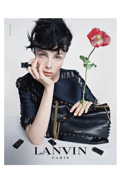 Get The Lanvin Fall 0708 Ad Look by Lanvin Thebestfashionblog