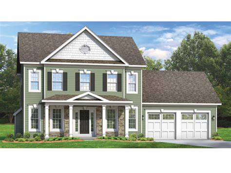 colonial house colonial style house plan 4 beds 2 5 baths 2104 sq ft