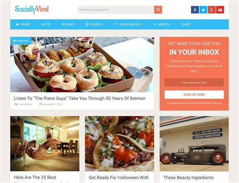 themes wordpress viral 10 best viral wordpress themes 2018 athemes